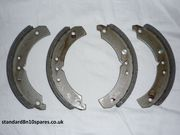 Standard 8 10 Pennant - 8inch Front Brake Shoes - 7cwt Van/Pickup and optional extra